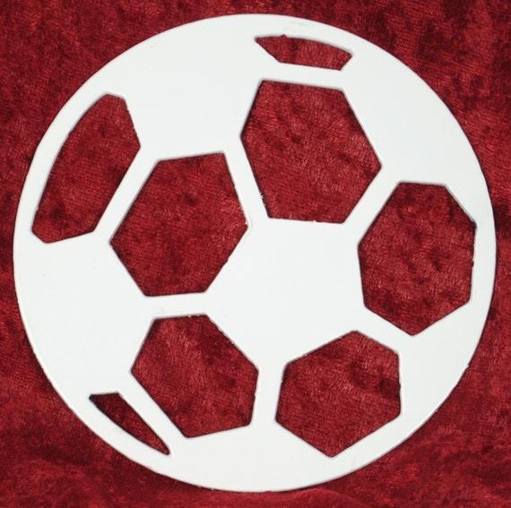 Soccer Ball, Sports, Ball Sports, Metal Art, Gift for Her, Gift for Him, Gift for Soccer Player
