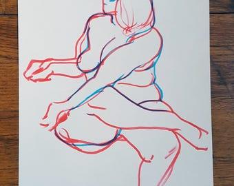 Figure Study 05