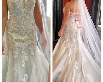 Wedding Dress (David Tutera)