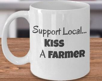 Funny Farmer Cup, Farmers Coffee Mug, Gift for Farmer, Farm Themed Mug, Farming Gift, Mug for Farmer, Funny Farmer Mug, Funny Farm Mug