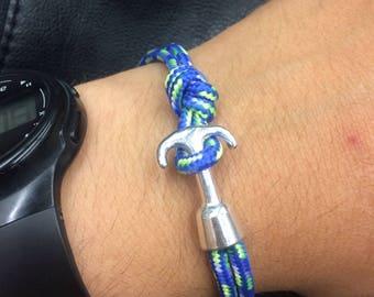 Nautical ANCHOR bracelet / bracelet nautical anchor