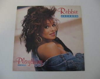 Rebbie Jackson - Plaything - 1987