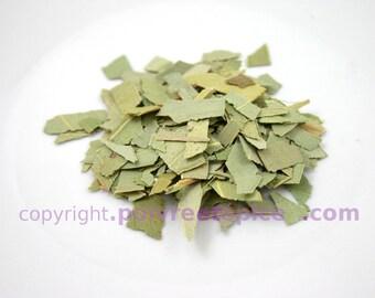 EUCALYPTUS, leaf, flake