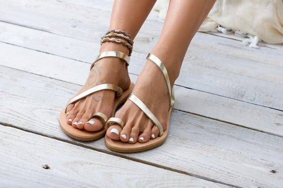 sandals Greek flat strappy Greek sandals SYROS sandals leather sandals sandals leather Yvn4z