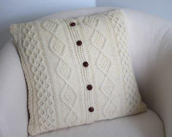 Custom Sweater Pillow - Memory Pillow