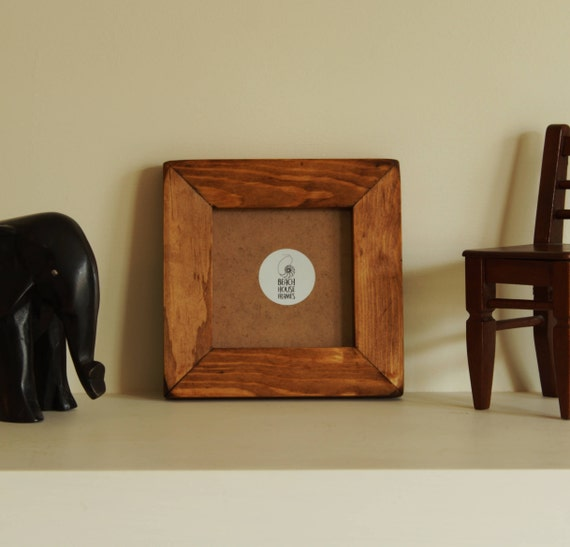 6x6 Handmade Rustic Picture Frame | Antique | Photo | Vintage ...