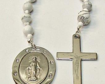 Rosary 1 Decade in Howlight Stone