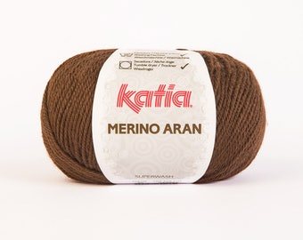 MERINO ARAN Katia - color 46