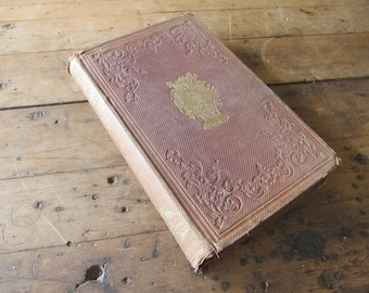 1863 Illustrated Annual Register of Rural Affairs VOL IIII with 440 Engravings