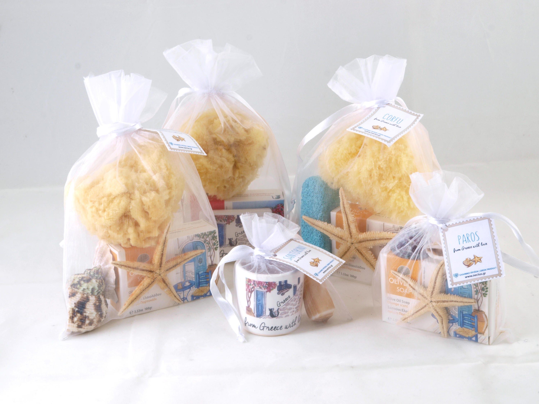greek olive oil soaps and natural sponges