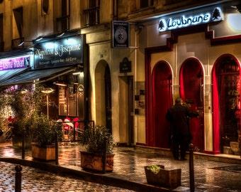 Paris Photography, Paris Art, Paris Romantic, Paris Streets, Paris Prints, Paris Fine Art, Loubnane, French Restaurant, French Photography