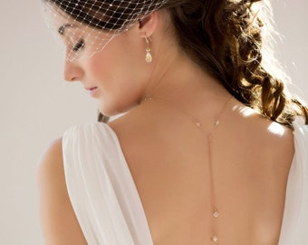 Birdcage veil, crystal veil, Swarovski, ivory, white, black, bandeau, wedding veil, Vintage style 1940'  Russian net Bride, wedding hair
