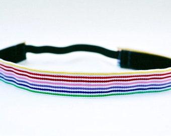 Rainbow Headband - COLAGE