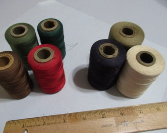 Vintage sewing thread, lot of vintage thread, choice of vintage thread lot,