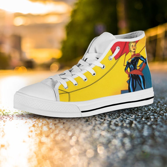 Woman Justice Shoes Woman Sneaker Marvel Converse Wonder Custom Wonder Woman Woman Custom Custom Wonder League Converse Shoes Wonder ICaACqw