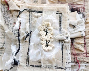 Sew mixed Media Online Workshop.