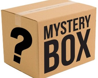 Crystal Mystery Box
