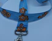 Dragonne porte-badge Nemo...