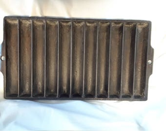 Griswold corn bread pan #954
