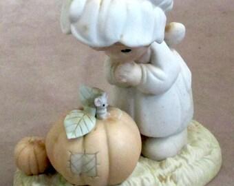 Precious Moments figurine October 1988
