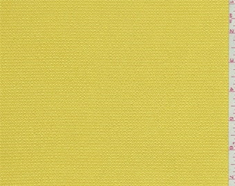 Sunflower Hammered Satin Charmeuse, Fabric By The Yard