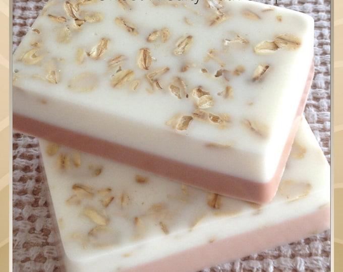 Oatmeal Milk & Honey Goat's Milk Soap