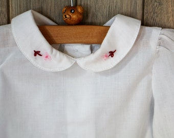 Little Bitty Embroidered Blouse