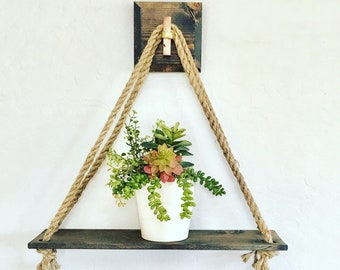 Swing Shelf with Hanger