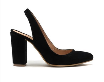 Shoes leather (small and large sizes)
