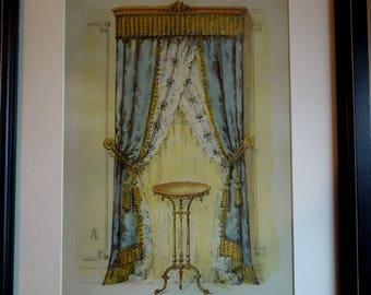 French Window Print