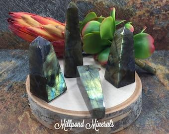 Labradorite Obelisk, Labradorite Decorative Obelisk, Polished Labradorite Obelisk, Obelisk Stone, Obelisk Crystal, Crystals
