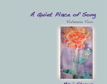 Quiet Place of Song Volume Two - Christian Music CD by Marji Stevens