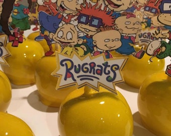 RugRats Candy apples