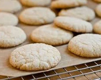 Simply Homemade Butter Cookies