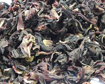 Dried Whole Hibiscus Flowers 50g (suitable for rabbits, guinea pigs, degus & Chinchillas)