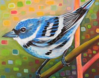 Beautiful Wall Calendar of Bird Paintings