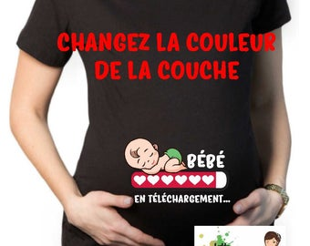 maternity shirt peek a boo life cm344