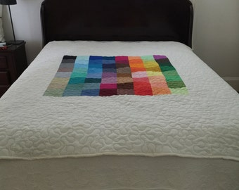 Quilt Big Charming Quilt TWIN Made to Order