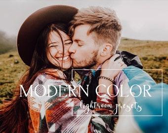 40 Modern color Lightroom presets