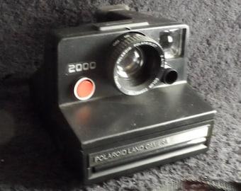 Camera Polaroid 2000 collection