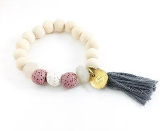 Personalized Diffuser bracelet bracelet diffuser jewelry little girl diffuser bracelet kids lava stone bracelet women lava stone jewelry