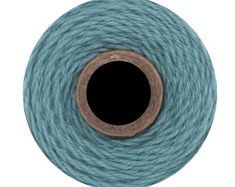Teal Solid Divine Twine (240 yards) Solid Teal