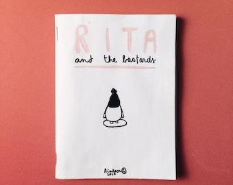 Rita and the bastards zine