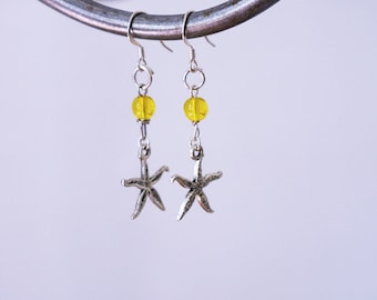 Nautical Starfish earrings