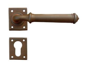 Tallinn-Wrought iron handle collection/Wrought Iron Door Handle Collection