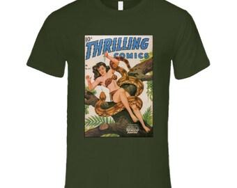Thrilling Comics #64 T Shirt