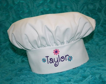 Popular Embroidered chef hat | Etsy YA86