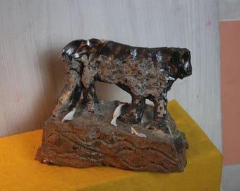 Wood fired Mud Beast