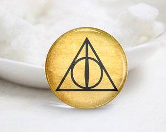 10mm 12mm 14mm 16mm 18mm 20mm 25mm 30mm Harry Potter Series-Handmade Round Photo glass Cabochons (P2807)
