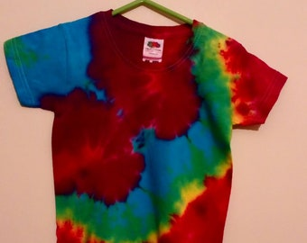 Tie dyed Tshirt